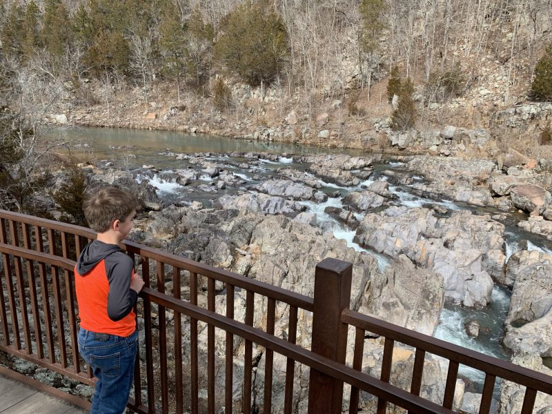 Will looking at the shut-ins